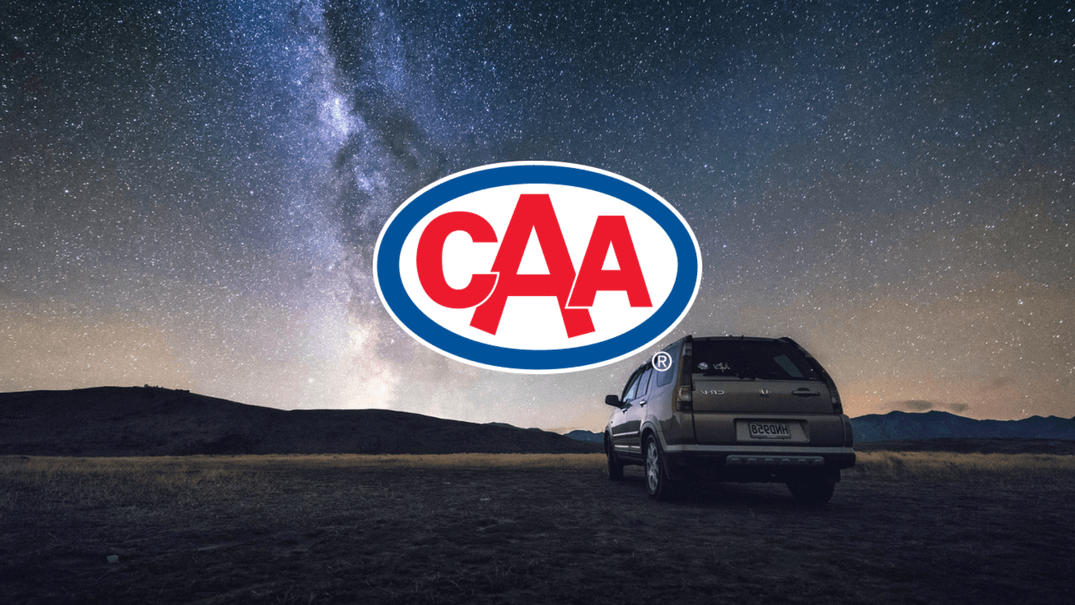 CAA driving to a happier tomorrow