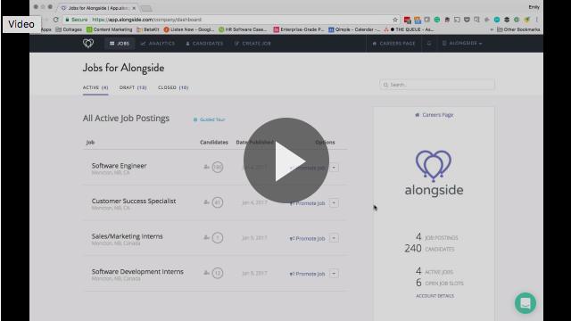 Video to show how to setup Facebook integration